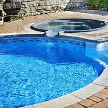 Swimming pool patio pavers services Bay Area