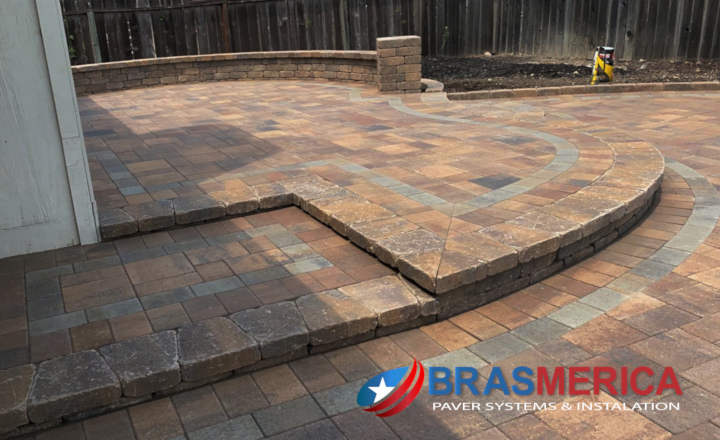 Affordable patio paver contractor Blackhwak ca