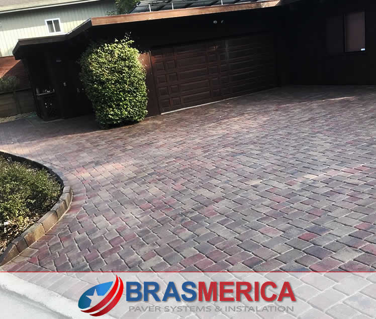 Affordable paver driveways Bay Area