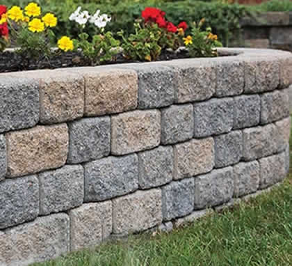 affordable retaining wall bay Area