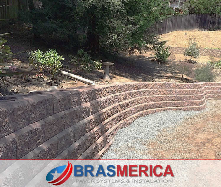 Affordable retaining wall service contractors Bay Area