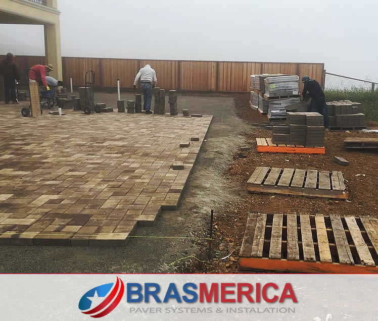 Affordable Paver backyard services Bay Area