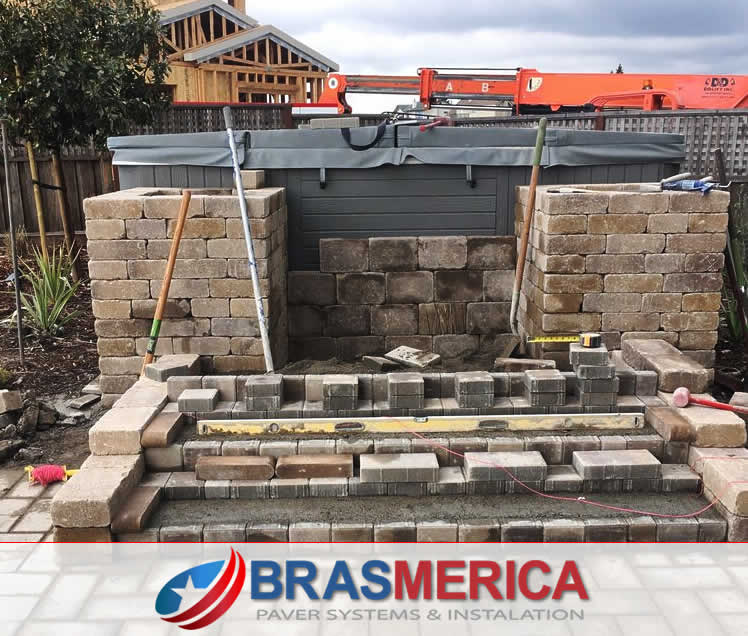 Affordable Paver and Patios backyard services Bay Area