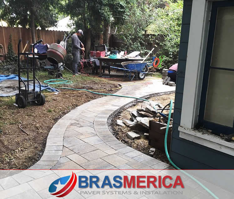 Affordable paver walkway contractor Bay Area
